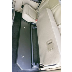 2015+ Ford F-Series Supercab Under Rear Seat Lockbox