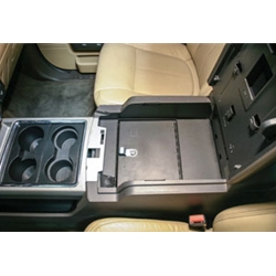 Ford Super Duty 2011-2016 Security Console Insert