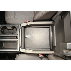 ford f series security console insert